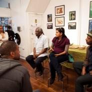 Dorsey Art Gallery Reception: Gallery Talk