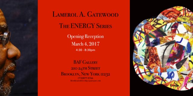 The Energy Series: Opening Reception
