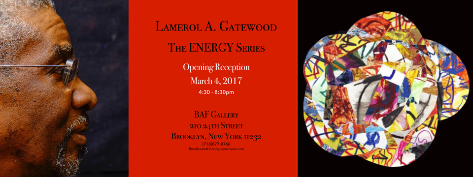 The Energy Series: Opening Reception Banner