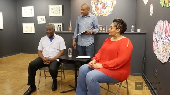 Artist Talk: The ENERGY Series/ BAF Gallery Exhibition